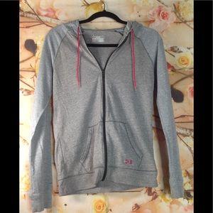 Under armour zip hoodie size S
